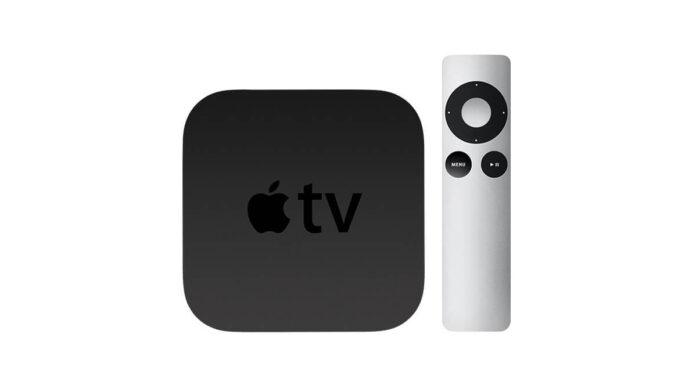Apple TV 1 - Cepkolik