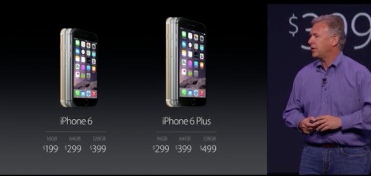 iphone 6 fiyat