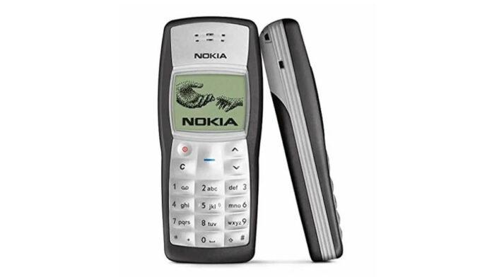 Nokia 1100 - Cepkolik