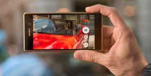 Xperia M5 Kamera