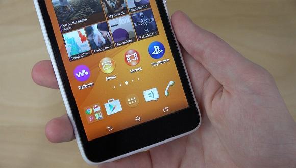 Sony Xperia E5 Ortaya Çıktı!