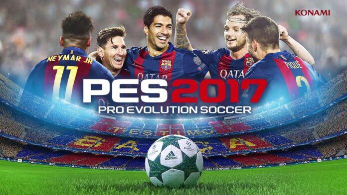 PES 2017 - Cepkolik