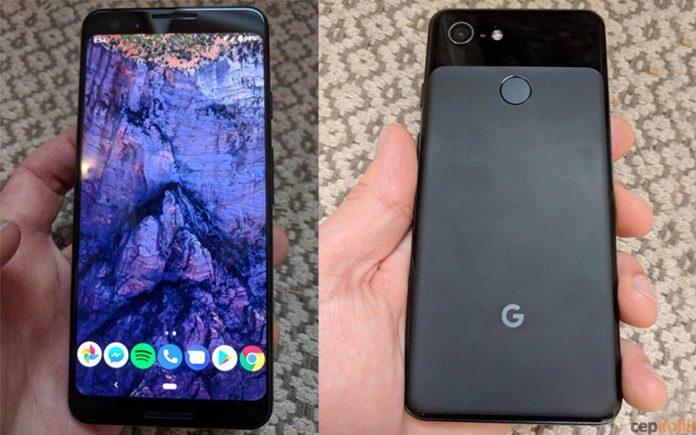 Google Pixel 3 Canlı Görüntüleri Sızdırıldı!