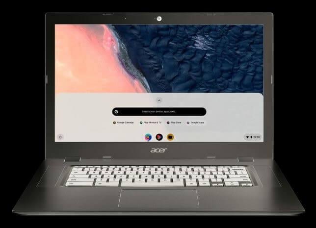 Acer, AMD İşlemcili Chromebook 315 Dizüstü Bilgisayarını Tanıttı!