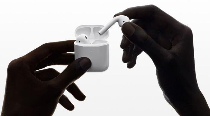 Apple Yeni AirPod 2'yi Tanıttı - Fiyatı ve Özellikleri
