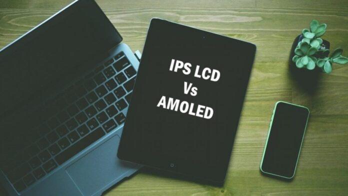 AMOLED vs IPS LCD - Cepkolik
