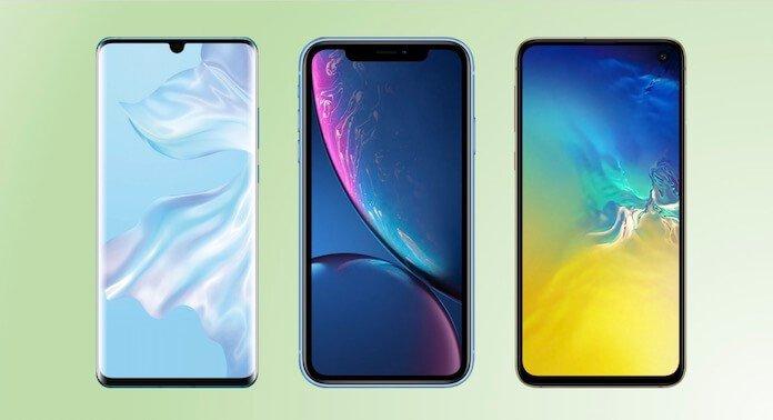 En iyi Telefonlar (Nisan 2019)