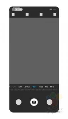Huawei Ekran Altı Kamera Teknolojisinin Patentini Aldı