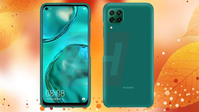 Huawei Nova 6 SE Teknik Çizimi Ortaya Çıktı!