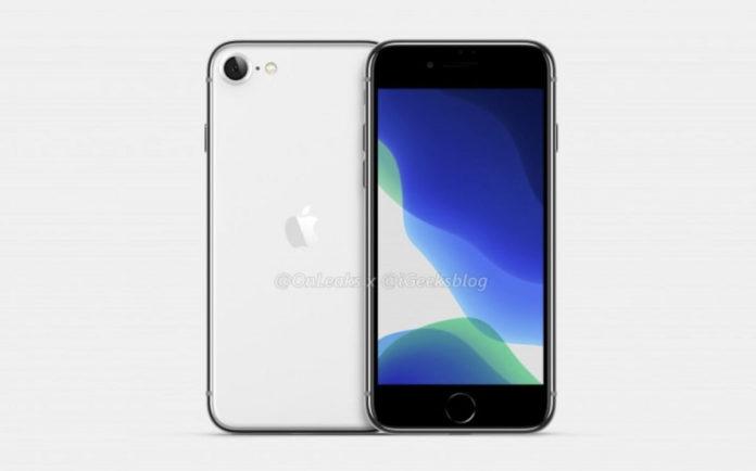 iPhone SE2 - cepkolik