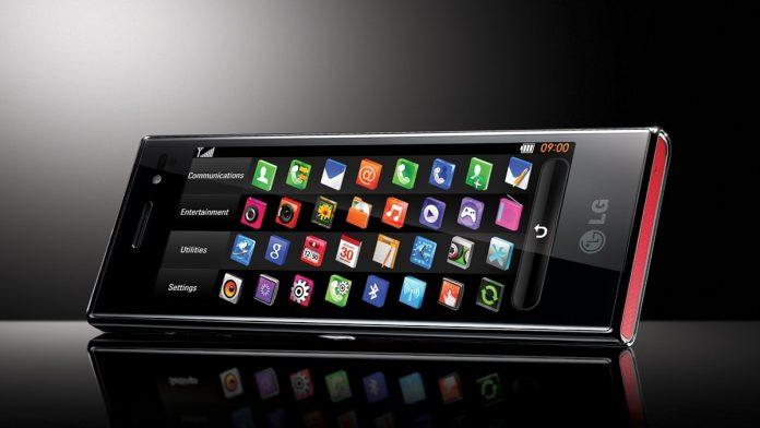 Gizemli LG Chocolate Telefonu, 15 Mayıs'ta Piyasaya Sürülecek!