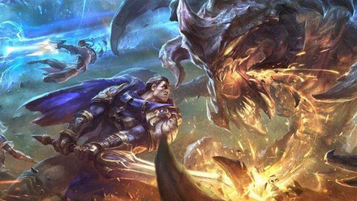 Yeni League of Legends şampiyonu