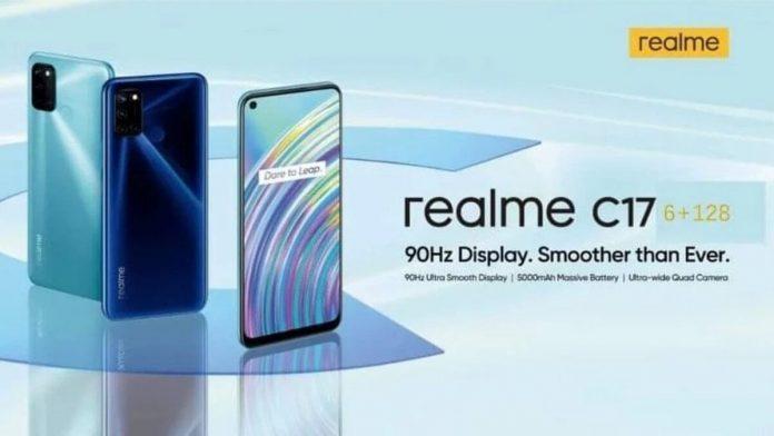 Realme C17 Temel Özellikleri Sızdırıldı