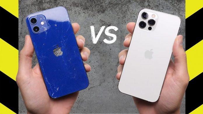 iPhone 12 Düşme Testi Yayınlandı - Sonuçlar Yine Hüsran