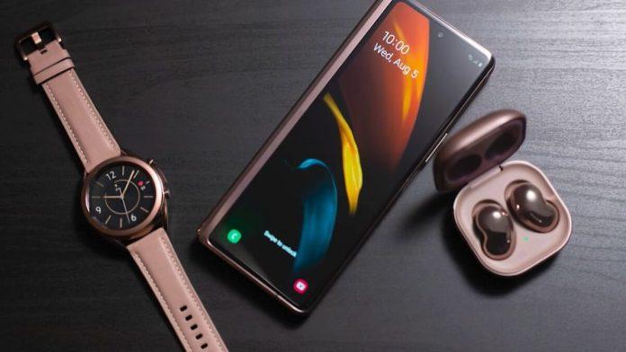 Katlanabilir Samsung W21 5G Çıkış Tarihi Onaylandı