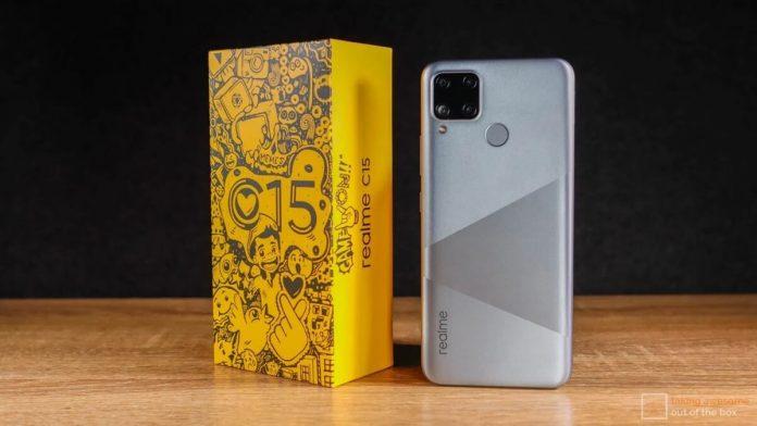 Realme C15s GeekBench Sonuçları Yayınlandı