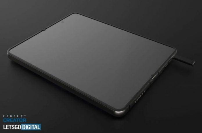 Samsung Galaxy Z Fold 3 S-Pen Desteği İle Gelebilir