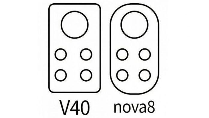 Huawei Nova 8 ve Honor V40 Benzer Kamera Tasarımına Sahip Olacak