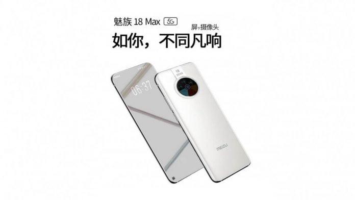 Meizu 18 Max Snapdragon 875 ve 120 Watt Hızlı Şarj ile Gelebilir