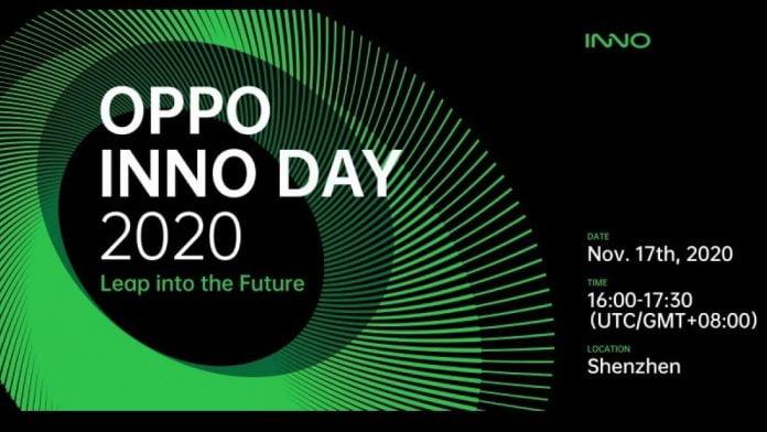 Oppo Inno Day Etkinliği 17'Kasımda Olacak