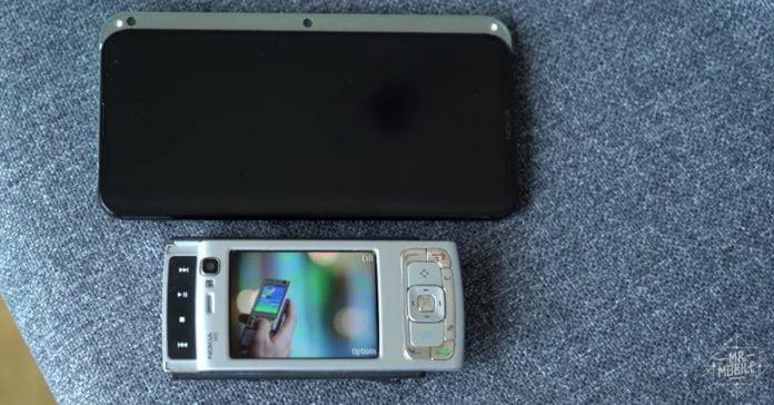 Efsane Geri Dönüyor - Nokia N95 Yeniden Tasarlanıyor