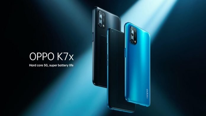 Oppo K7x Tanıtıldı - Fiyatı ve Özellikleri