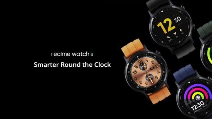 Realme Watch S Tanıtıldı - Fiyatı ve Özellikleri
