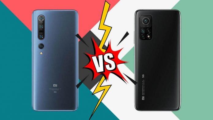 Xiaomi Mi 10T vs Xiaomi Mi 10 Karşılaştırması