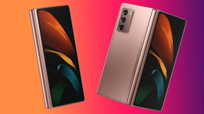 Samsung Galaxy Z Fold 2 ve Galaxy Z Flip