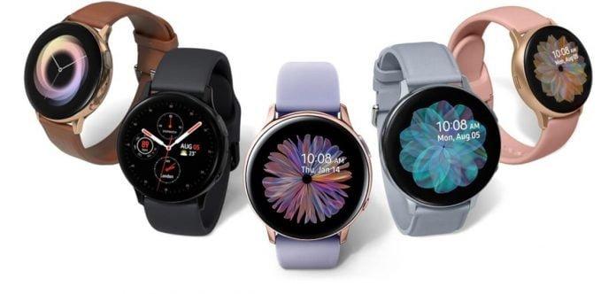 Samsung Galaxy Watch 4 dis
