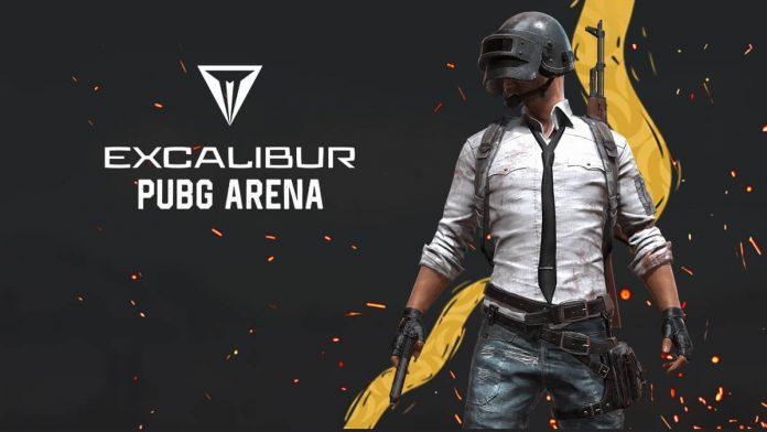 Oyun dünyasının en gözde oyunlarından olan PUBG, Excalibur ile oyun severlerle buluşuyor. 24 Nisan-9 Mayıs arasında gerçekleşecek olan Excalibur PUBG Arena, tüm PUBG tutkunlarını bir araya getiriyor.