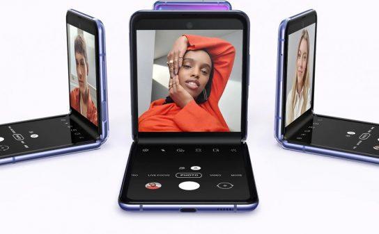 Galaxy Z Flip 3 dis