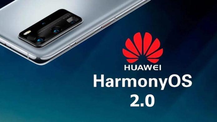 Harmony OS 2.0 Haziran Ayında Geliyor