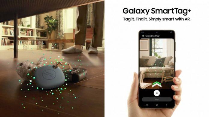 Samsung Galaxy SmartTag Plus Tanıtıldı - Özellikleri ve Fiyatı
