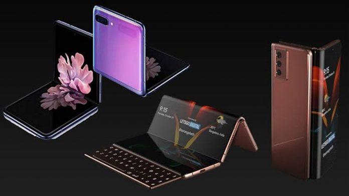 Samsung Galaxy Z dis