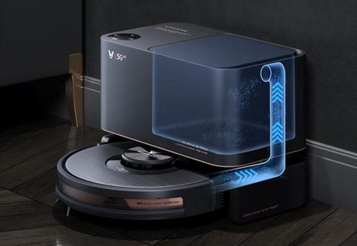 Viomi Alpha 2 Pro dis