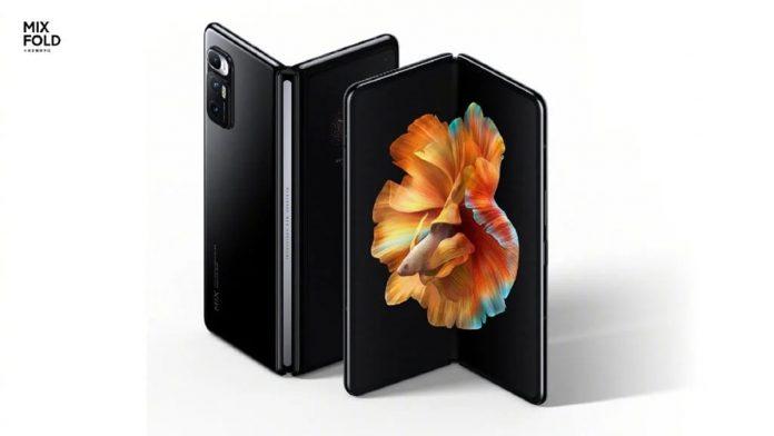 Xiaomi MI MIX Fold'udis