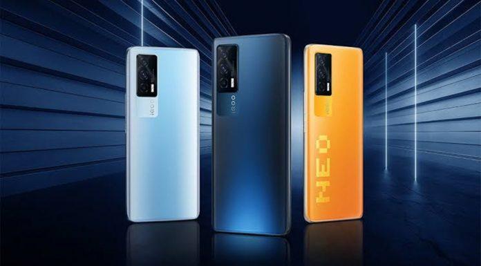 iQOO Neo5 dis