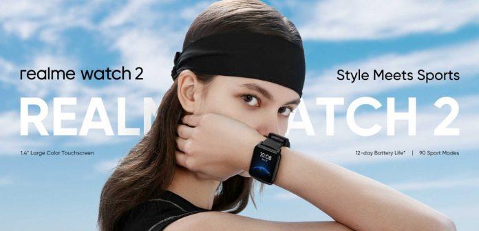 Realme Watch 2 Resmi Olarak Tanıtıldı!