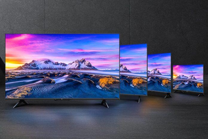 Xiaomi Mi TV P1 dis