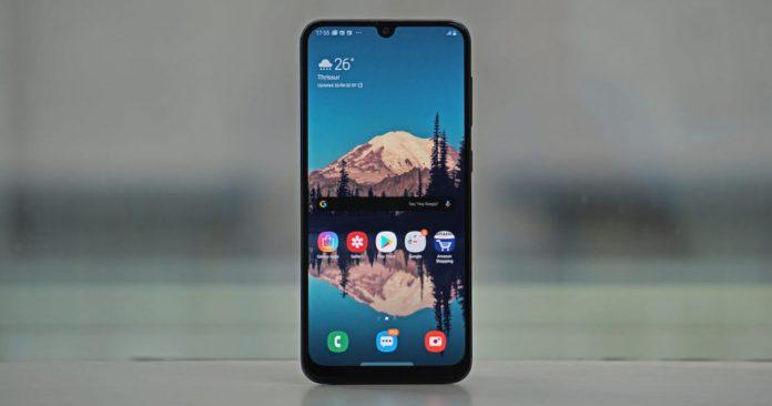 Galaxy A30 Android 11 Güncellemesi