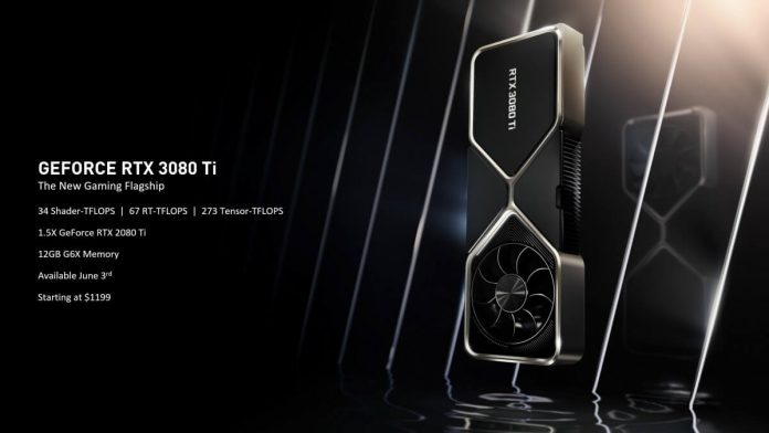 Geforce RTX 3080ti