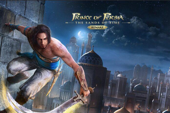 Prince of Persia: Sands of Time Remake 2022ye Ertelendi