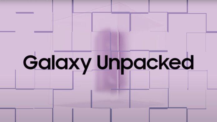 Galaxy Unpacked Etkinliği
