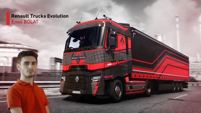 Renault Trucks Enes Bolat