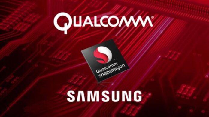 Samsung Qaulcomm Snapdragon 895