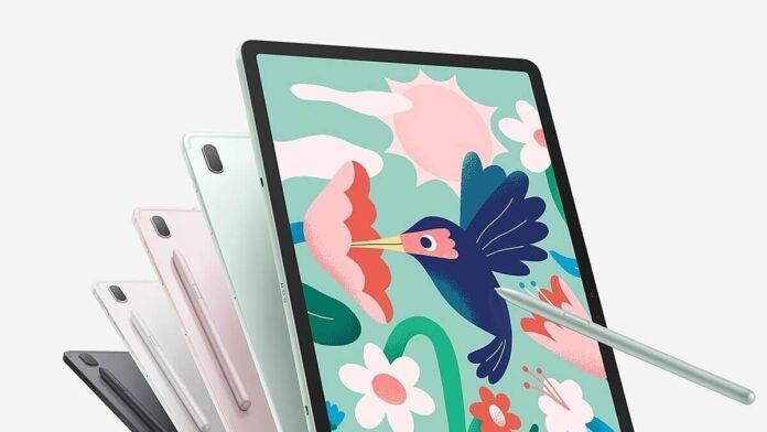 Samsung Galaxy Tab S7 FE, Wi-Fi ve 5G Seçenekleriyle 5 Ağustos'ta Geliyor