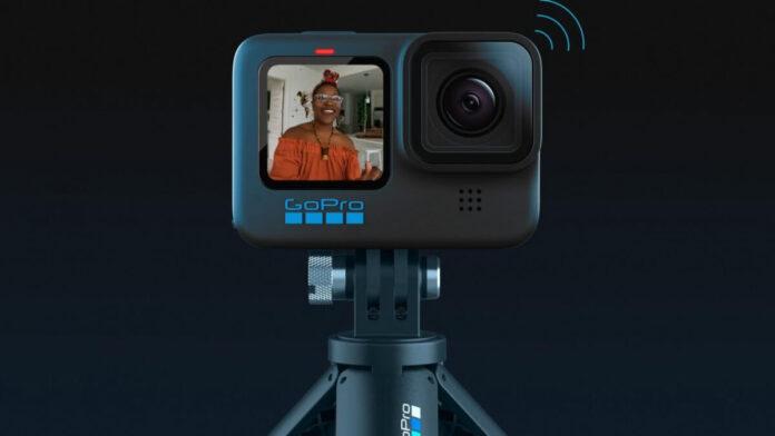GoPro Hero10 Black, 60 fps'de 5.3K Video, Yeni GP2 Yonga Seti ve Gelişmiş Video Sabitleme Getiriyor