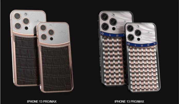 Caviar iPhone 13
