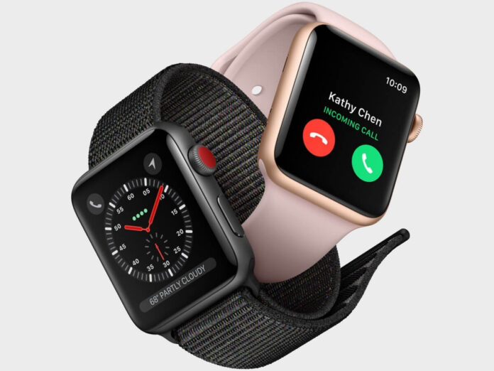 Apple Watch Guncelleme (watchOS 8.0.1)